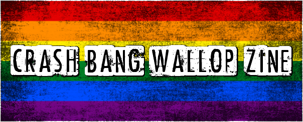 Crash Bang Wallop Zine – Your Place For Music, Fashion, Art, Entertainment and More!